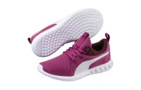 Puma Carson 2 Sneakers JRMagenta Haze-Fig- White Outlet Sale