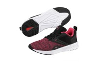 Puma NRGY Comet Running Shoes Black-Paradise Pink Outlet Sale