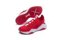 Black Friday 2020 Puma Defy Women's Sneakers Hibiscus - White Outlet Sale