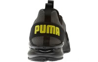 Puma Axelion Mesh Sneakers Charcoal Gray-Blazing Yellow Outlet Sale