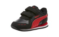 Black Friday 2020 Puma Cabana Racer SL Sneakers INF Black-High Risk Red Outlet Sale