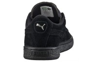 Black Friday 2020 Puma Suede PS Kids' Sneakers Black- Silver Outlet Sale