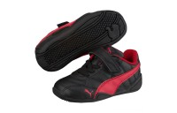 Black Friday 2020 Puma Tune Cat 3 AC Shoes INF Black-Ribbon Red Outlet Sale