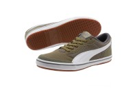 Puma Astro Sala Men's Sneakers Burnt Olive- White Outlet Sale