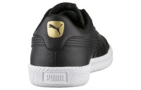 Black Friday 2020 Puma Astro Cup Leather Trainers Black- Black Outlet Sale