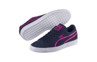 Puma Suede Classic X-Hollows Sneakers Peacoat-PINK-White Outlet Sale
