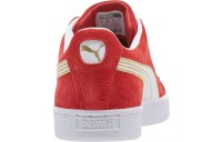 Black Friday 2020 Puma Suede Varsity Women's Sneakers Ribbon Red- White Outlet Sale