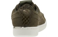 Black Friday 2020 Puma PUMA Vikky All-Over Suede Women's Sneakers Forest Night-Metallic Bronze Outlet Sale