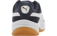 Black Friday 2020 Puma California Casual Sneakers JRPeacoat- White- Gold Outlet Sale