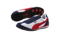 Black Friday 2020 Puma Speeder Mesh Unisex Sneakers P White-Ribbon Red-Peacoat Outlet Sale