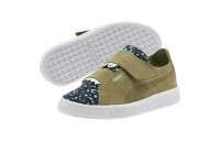 Puma Suede Deconstruct Monster Sneakers PSOlivine-Peacoat-Irish Green Outlet Sale
