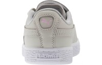 Black Friday 2020 Puma Basket Crush Glitter Hearts AC Sneakers PSGray Violet- White Outlet Sale