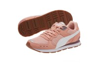 Black Friday 2020 Puma Vista Women's Sneakers Peach Bud-White-Elderberry Outlet Sale