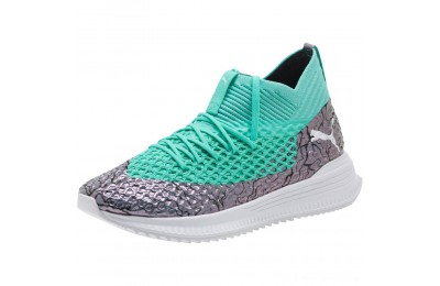 Black Friday 2020 Puma FUTURE AVID NETFITCol Shift-Green-White-Black Outlet Sale