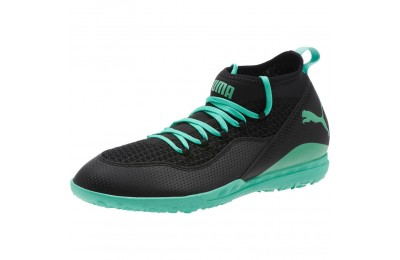 Black Friday 2020 Puma 365 FF 3 ST Sneakers Black-Green Outlet Sale