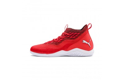 Black Friday 2020 Puma 365 IGNITE Fuse P 1 Men's Soccer Shoes Red Blast-White- Black Outlet Sale