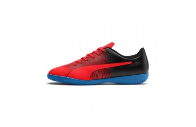 Puma PUMA Spirit II ITRed Blast-Black-Bleu Azur Outlet Sale