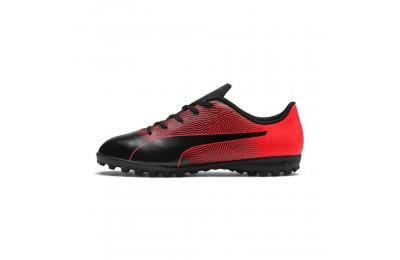 Puma PUMA Spirit II TT Jr Black-Red Blast Outlet Sale
