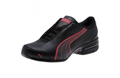 Puma Super Elevate Women's Training Shoes Black-Paradise Pink Outlet Sale