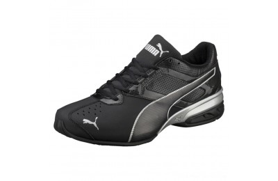 Black Friday 2020 Puma Tazon 6 FM Men's Sneakers Black-puma silver Outlet Sale