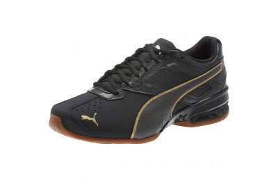 Black Friday 2020 Puma Tazon 6 FM Women's Sneakers Black- Team Gold Outlet Sale