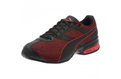 Puma Tazon 6 Knit Men's Sneakers Black-Toreador Outlet Sale