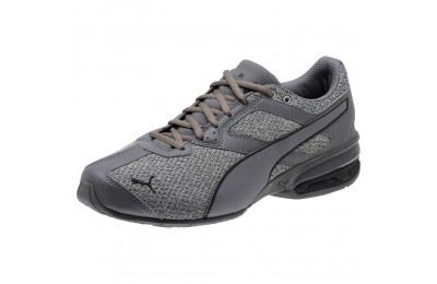 Puma Tazon 6 Knit Men's Sneakers Quarry-QUIET SHADE-Black Outlet Sale