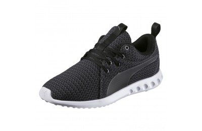 Black Friday 2020 Puma Carson 2 Knit Women's Running Shoes Black-Periscope Outlet Sale