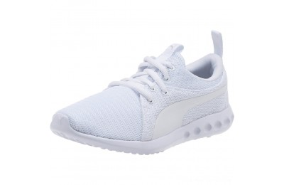 Puma Carson 2 Sneakers JR White- White Outlet Sale