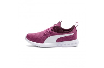 Black Friday 2020 Puma Carson 2 Sneakers JRMagenta Haze-Fig- White Outlet Sale