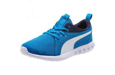Black Friday 2020 Puma Carson 2 Sneakers JRIndigo Bunting- White Outlet Sale