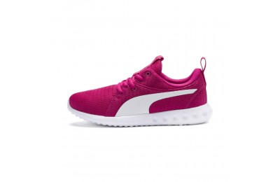 Puma Carson 2 Sneakers JRFuchsia Purple- White Outlet Sale