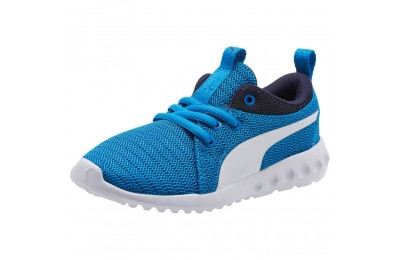 Black Friday 2020 Puma Carson 2 AC Sneakers PSIndigo Bunting- White Outlet Sale