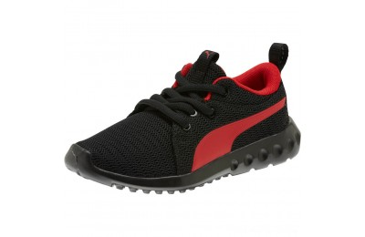 Puma Carson 2 AC Sneakers PS Black-High Risk Red Outlet Sale