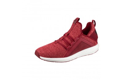 Puma Mega NRGY Knit Men's TrainersRed Dahlia-Flame Scarlet-Blk Outlet Sale