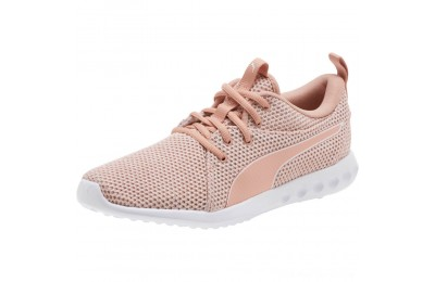Puma Carson 2 Nature Knit Women's Running Shoes Pearl-Peach Beige Outlet Sale