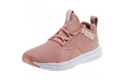 Puma Zenvo Women's Training Shoes Cameo Brown- White Outlet Sale