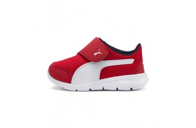 Puma Puma Bao 3 AC Infant Sneakers HighR. Red-P.White-Peacoat Outlet Sale
