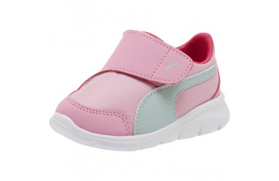 Puma Puma Bao 3 AC Infant Sneakers Pale Pink-Fair Aqua-Purple Outlet Sale