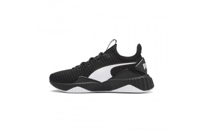 Puma Defy Women's Sneakers Black- White Outlet Sale