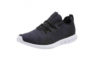 Puma Carson 2 X Knit Men's Running Shoes Black-Asphalt Outlet Sale