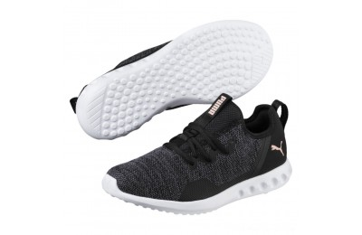 Puma Carson 2 X Knit Women's Running Shoes Black-Periscope Outlet Sale