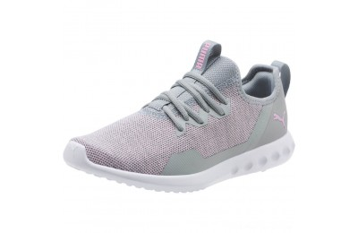 Black Friday 2020 Puma Carson 2 X Knit Women's Running Shoes Quarry-Pale Pink Outlet Sale