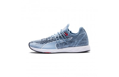 Black Friday 2020 Puma SPEED RACER Women's Running Shoes CERULEAN-Peacoat-Ribbon Red Outlet Sale
