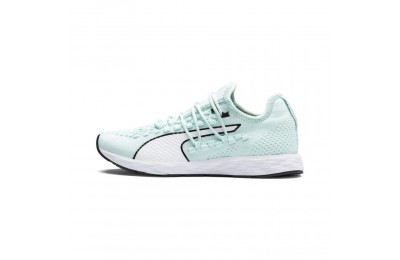 Black Friday 2020 Puma SPEED RACER Women's Running Shoes Fair Aqua-White-Black Outlet Sale