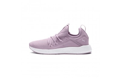 Black Friday 2020 Puma NRGY Neko Women's Sneakers Winsome Orchid- White Outlet Sale