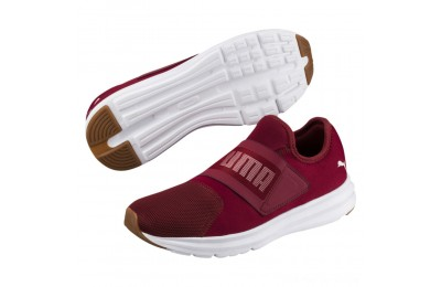 Black Friday 2020 Puma Enzo Strap 2Pomegranate- White Outlet Sale