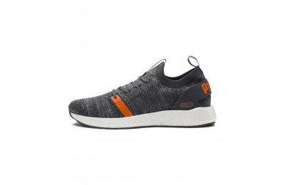 Black Friday 2020 Puma NRGY Neko Engineer Knit Men's Running Shoes IronGate-Firecracker-Quarry Outlet Sale