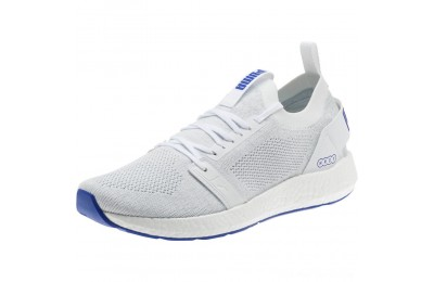 Black Friday 2020 Puma NRGY Neko Engineer Knit Men's Running Shoes White-Surf The Web Outlet Sale