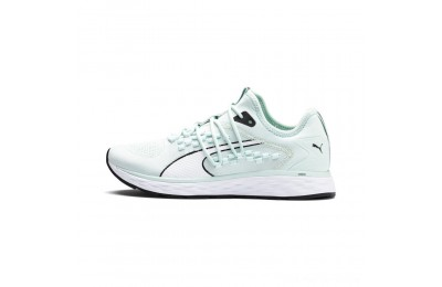 Puma SPEED FUSEFIT Women's Running Shoes Fair Aqua- White Outlet Sale